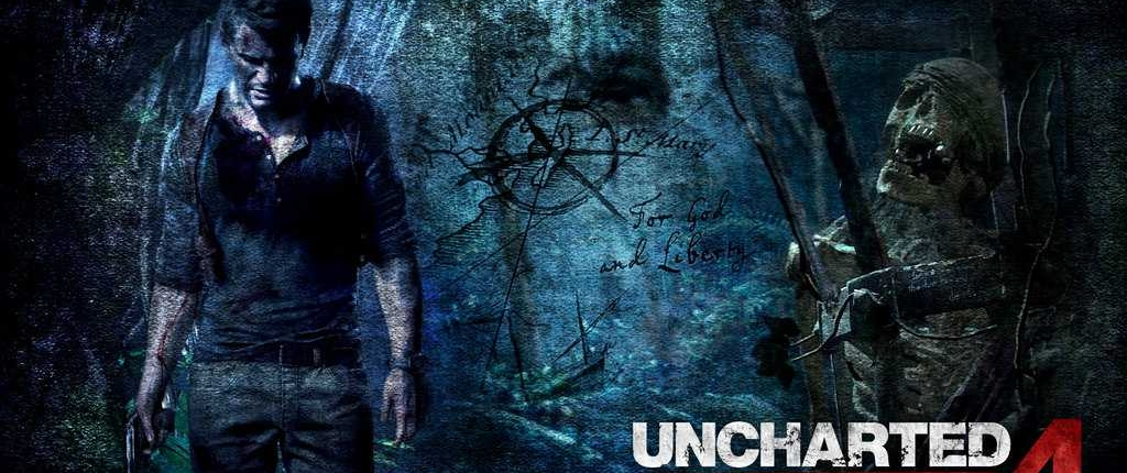 exclusief op de playstation 4 Uncharted 4 a thiefs end