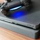 Playstation 4 slim console met controller