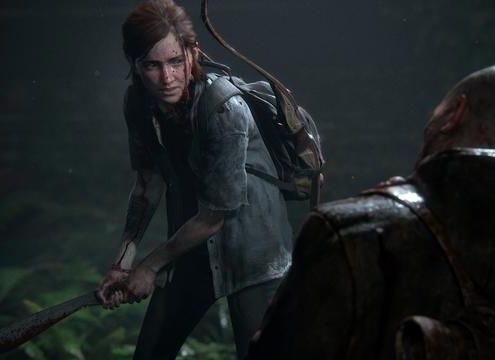 The last of us part 2 only on playstation
