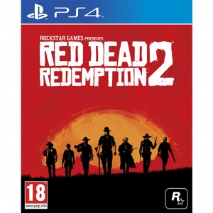Red DEAD Redemption 2 voor de Playstation 4