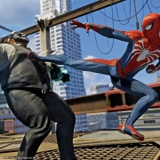 Marvel Spiderman playstation only