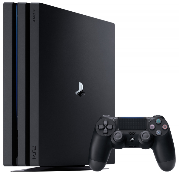 Playstation 4 pro krachtige game console van Sony Playstation