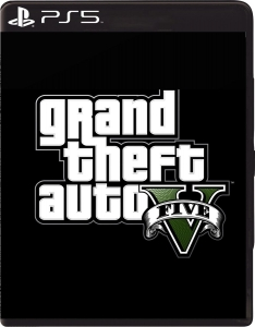 Grand theft auto 5 playstation 5