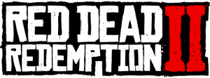 Logo van rockstar game Red Dead Redemption 2
